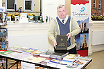 Liam Reilly at the Old Drogheda Society Stand in The Tourist Office...(Photo credit should read Jenny Matthews www.newsfile.ie)....This Picture has been sent you under the condtions enclosed by:.Newsfile Ltd..The Studio,.Millmount Abbey,.Drogheda,.Co Meath..Ireland..Tel: +353(0)41-9871240.Fax: +353(0)41-9871260.GSM: +353(0)86-2500958.email: pictures@newsfile.ie.www.newsfile.ie.