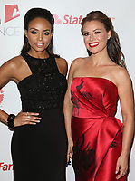 HOLLYWOOD, CA - SEPTEMBER 30: Kim Biddle, Meagan Tandy, at The 6th Annual Saving Innocence Gala at Loews Hollywood Hotel, California on September 30, 2017. Credit: Faye Sadou/MediaPunch