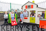 Waterville Early Years Centre is celebration 21 years at the heart of the community pictured here some of the children enjoying the newly revamped outdoor play area which was funded by Fogartys Centra Santa Visit and Waterville Tidy Towns volunteers who painted the area.