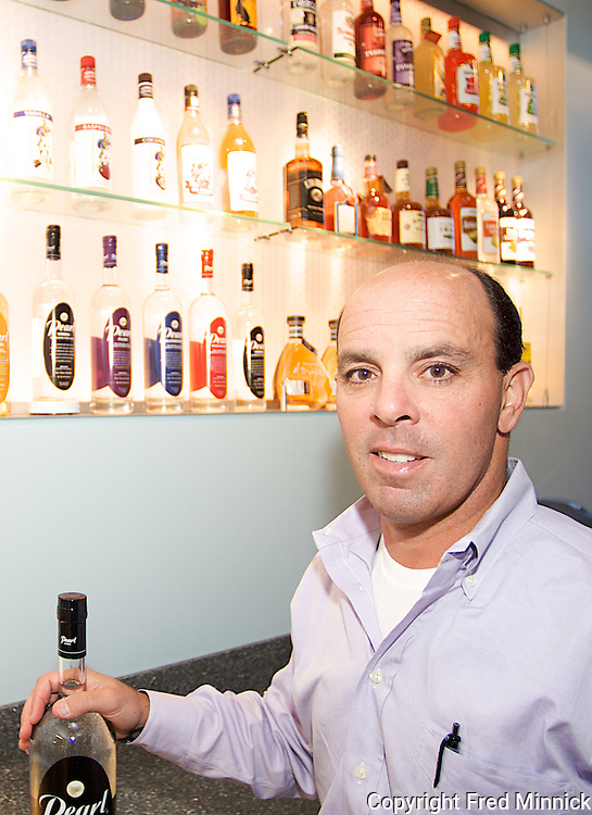 Donn Lux is the CEO of Luxco, a St. Louis-based liquor manufacturer known for its Pearl Vodka, Everclear and many other products.
