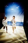 SOFT VENGEANCE by Sachs adapted by April de Angelis;<br /> Ray Harrison Graham;<br /> Ewan Marshall;<br /> Directed by Marshall;<br /> Graeae Theatre Company;<br /> 15 March 1994<br /> Credit: Patrick Baldwin;