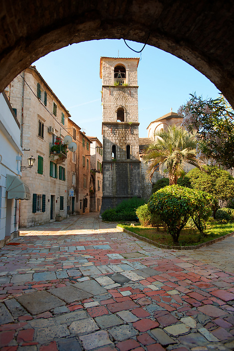 Marija Koldeta Church Kotor - Montenegro