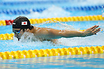 Daiya Seto (JPN), <br /> AUGUST 19, 2018 - Swimming : <br /> Men's 200m Butterfly Final <br /> at Gelora Bung Karno Aquatic Center <br /> during the 2018 Jakarta Palembang Asian Games <br /> in Jakarta, Indonesia. <br /> (Photo by Naoki Nishimura/AFLO SPORT)