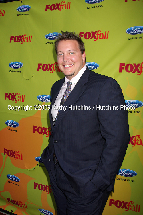 Luke Conley  arriving at the FOX-Fall Eco-Casino Party at BOA Steakhouse  in West Los Angeles, CA on September 14, 2009.©2009 Kathy Hutchins / Hutchins Photo