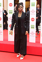 Clara Amfo at The Prince's Trust TK Maxx and Homesense Celebrate Success Awards at The London Palladium, Argyll Street, London on March 13th 2019<br /> CAP/ROS<br /> &copy;ROS/Capital Pictures