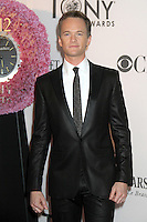 Neil Patrick Harris at the 66th Annual Tony Awards at The Beacon Theatre on June 10, 2012 in New York City. Credit: RW/MediaPunch Inc. NORTEPHOTO.COM