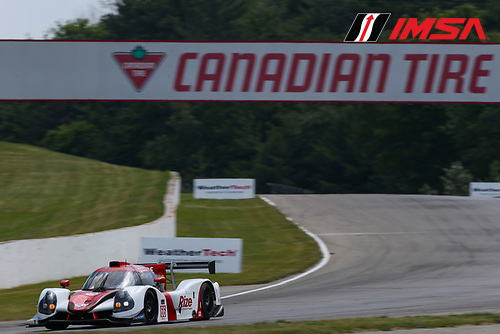 #66 ONE Motorsports Ligier JS P3, LMP3: Benjamin Waddell, Mikel Miller