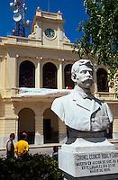 Cuba, Palaco Municipal am Parque Vidal  in Santa Clara, Provinz Villa Clara