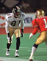 Robert Claiborne Las Vegas Posse 1994. Photo John Bradley