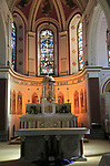 Interior of cathedral church of Saint Patrick, Skibbereen, County Cork, Ireland, Irish Republic