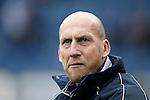 Nederland, Heerenveen, 4 november  2012.Eredivisie.Seizoen 2012-2013.Heerenveen-PEC Zwolle.Jaap Stam assistent trainer van PEC Zwolle