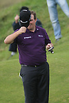 Day one of the Irish PGA championship at Seapoint Golf Club, Shane Lowry on the 9th green...Picture Jenny Matthews/Newsfile.ie