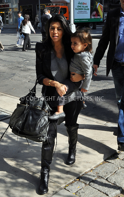 WWW.ACEPIXS.COM . . . . .  ....October 18 2011, New York City....TV personality Kourtney Kardashian and her son Mason visit an office in Midtown Manhattan on October 18 2011 in New York City....Please byline: CURTIS MEANS - ACE PICTURES.... *** ***..Ace Pictures, Inc:  ..Philip Vaughan (212) 243-8787 or (646) 679 0430..e-mail: info@acepixs.com..web: http://www.acepixs.com
