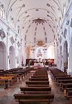 Kathedrale, Ibiza-Stadt, Eivissa, Ibiza