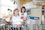 Aoife Ni Chonchubhair pictured with dental nurse Mary Sugrue is preparing to go to Chernobyl for the first time to help with dental treatment in orphanages.