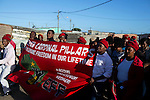 South Africa: Election campaign 2014