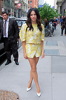 www.acepixs.com<br /> <br /> May 12 2017, New York City<br /> <br /> Actress Jenna Dewan Tatum wears a short skirt and matching top as she arrives at AOL Build on May 12 2017 in New York City<br /> <br /> By Line: Curtis Means/ACE Pictures<br /> <br /> <br /> ACE Pictures Inc<br /> Tel: 6467670430<br /> Email: info@acepixs.com<br /> www.acepixs.com