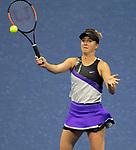 Elina Svitolina (UKR) defeated Madison Keys (USA) 7-6, 6-4