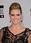 Heidi Klum at The 2010 American Music  Awards held at Nokia Theatre L.A. Live in Los Angeles, California on November 21,2010                                                                   Copyright 2010  DVS / Hollywood Press Agency
