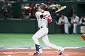 Hayato Sakamoto (JPN), <br /> MARCH 7, 2017 - WBC : <br /> 2017 World Baseball Classic <br /> First Round Pool B Game <br /> between Japan 11-6 Cuba <br /> at Tokyo Dome in Tokyo, Japan. <br /> (Photo by YUTAKA/AFLO SPORT)