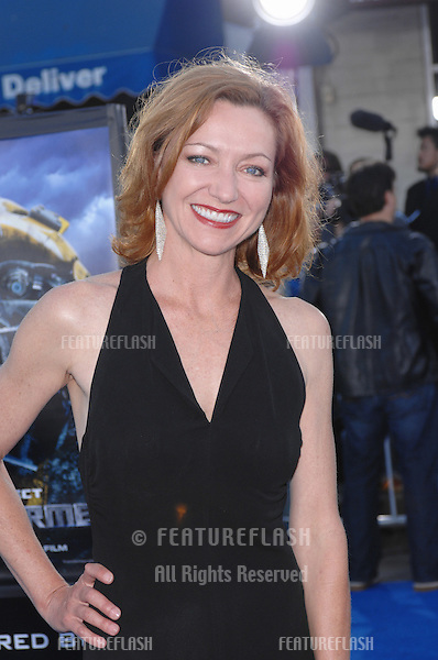 "Julie White at the Los Angeles premiere of ""Transformers""..June 28, 2007  Los Angeles, CA.Picture: Paul Smith / Featureflash"