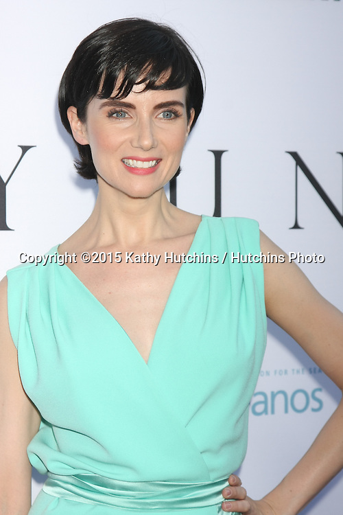 """LOS ANGELES - JUN 24:  Victoria Summer at the """"Unity"""" Documentary World Premeire at the Director's Guild of America on June 24, 2015 in Los Angeles, CA"""