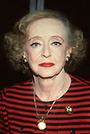 Bette Davis on March 1, 1082 in Los angeles, California.