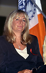 Penny Marshall attendsThe Crystal Apple Awards at Gracie Mansion on June 13, 1996 in New York City.