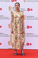 Bel Powley<br /> arriving for the BAFTA TV Awards 2019 at the Royal Festival Hall, London<br /> <br /> ©Ash Knotek  D3501  12/05/2019