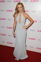 Amanda Holden arrives for the Glamour Women of the Year Awards 2014 in Berkley Square, London. 03/06/2014 Picture by: Steve Vas / Featureflash