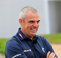 Paul McGinley (IRL) during Wednesday's Pro-Am Day of the 2014 BMW Masters held at Lake Malaren, Shanghai, China 29th October 2014.<br /> Picture: Eoin Clarke www.golffile.ie
