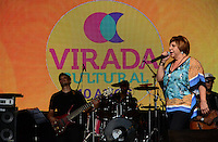 SÃO PAULO. SP 18.05.2014. VIRADA CULTURAL 2014 -  Eliana de Lima durante a Virada Cultural São Paulo na Luz neste domingo 18 ( Foto : Bruno Ulivieri / Brazil Photo Press )