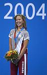 Danielle Campo obtient une médaille de Bronze au 400 mètres style libre  (Jean-Baptiste Benavent 23 septembre).