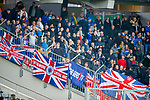 03.10.2019 Young Boys of Bern v Rangers: Rangers fans