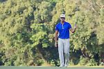 Rafael Cabrera Bello of Spain walks during the 58th UBS Hong Kong Golf Open as part of the European Tour on 10 December 2016, at the Hong Kong Golf Club, Fanling, Hong Kong, China. Photo by Vivek Prakash / Power Sport Images