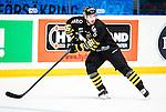 Stockholm 2014-09-27 Ishockey Hockeyallsvenskan AIK - Mora IK :  <br /> AIK:s Victor Ekarv i aktion <br /> (Foto: Kenta J&ouml;nsson) Nyckelord:  AIK Gnaget Hockeyallsvenskan Allsvenskan Hovet Johanneshovs Isstadion Mora MIK  portr&auml;tt portrait