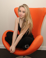 FEB 06 Sabrina Carpenter Visits HITS 97.3