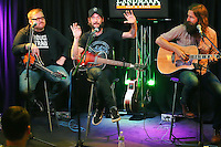 BALA CYNWYD, PA - SEPTEMBER 24 :  Band Of Horses visit Radio 104.5 performance studio in Bala Cynwyd, Pa on September 24, 2016  photo credit  Star Shooter/MediaPunch