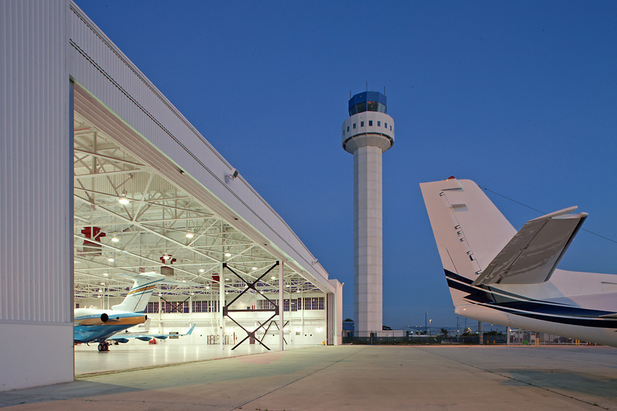 Opa Locka Hangar. Amelia Earhart flew out of here on her last epic journey. Restoration Architects: Shulman + Associates