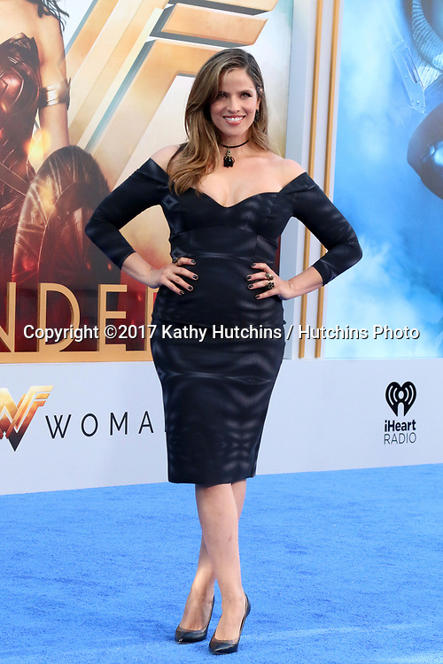 """LOS ANGELES - MAY 25:  Noa Tishby at the """"Wonder Woman"""" Los Angeles Premiere at the Pantages Theater on May 25, 2017 in Los Angeles, CA"""