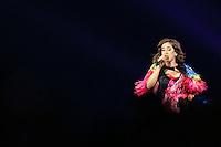TORONTO, CANADÁ, 26.07.2015 - PAN-ENCERRAMENTO - Serena Ryder durante Cerimonia de encerramento dos jogos Pan-americanos no Rogers Centre em Toronto neste domingo, 26.  (Foto: William Volcov/Brazil Photo Press)
