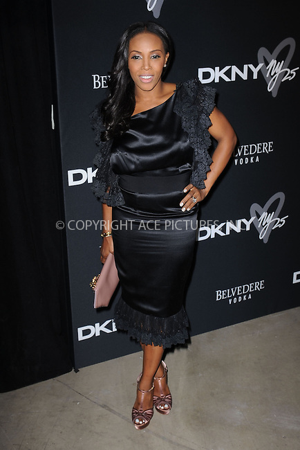 WWW.ACEPIXS.COM<br /> September 9, 2013 New York City<br /> <br /> June Ambrose seen at the DKNY 25 Birthday Bash on September 9, 2013 in New York City.  <br /> <br /> By Line: Kristin Callahan/ACE Pictures<br /> ACE Pictures, Inc.<br /> tel: 646 769 0430<br /> Email: info@acepixs.com<br /> www.acepixs.com<br /> Copyright:<br /> Kristin Callahan/ACE Pictures