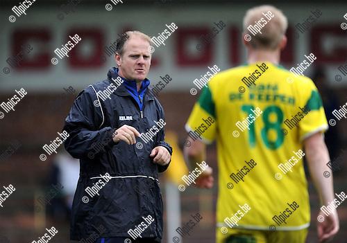 2011-08-14 / Voetbal / seizoen 2011-2012 / Witgoor Sport / Michel Cristiaensen..Foto: mpics
