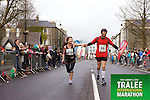 Joan McGuinness 219, Ger Donogue 89, who took part in the Kerry's Eye Tralee International Marathon on Sunday 16th March 2014.