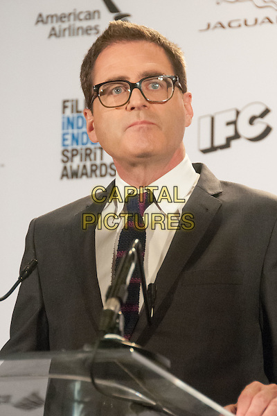 24 November 2015 - Hollywood, California - Josh Welsh. 2016 Film Independent Spirit Awards Nomination Announcement held at The W Hotel. <br /> CAP/ADM/BP<br /> &copy;BP/ADM/Capital Pictures