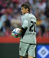 Fussball 1. Bundesliga :  Saison   2011/2012   Liga Total Cup  20.07.2011 Borussia Dortmund - Hamburger SV Torwart Mitchell Langerak (Borussia Dortmund)