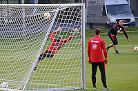 29.09.2015: Eintracht Frankfurt Training