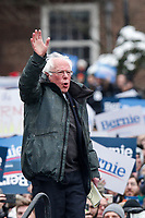 NEW YORK, NY - MARCH 02: Senator Bernie Sanders Holds his first presidential campaign rally at Brooklyn College on March 02, 2019 in the Brooklyn, New York.  (Photo by Kena Betancur/VIEWpress)