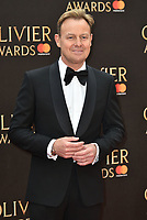 Jason Donovan<br /> The Olivier Awards 2018 , arrivals at The Royal Albert Hall, London, UK -on April 08, 2018.<br /> CAP/PL<br /> &copy;Phil Loftus/Capital Pictures