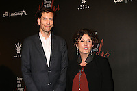 Peter Nowalk, Lyn Paolo<br /> at the &quot;How To Get Away With Murder&quot; Season 3 Premiere Screening, Pacific Theater at The Grove, Los Angeles, CA 09-20-16<br /> David Edwards/DailyCeleb.com 818-249-4998